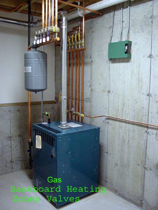 Gas Oil Radiant And Baseboard Heating Defosses Plumbing
